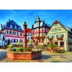 Trefl Puzzle Náměstí v Heppenheimu Německo 3000 dílků