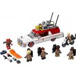 LEGO Ideas 75828 Ghostbusters Krotitelé duchů Ecto