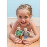 Le Toy Van dřevěné postavičky - prarodiče
