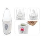 Miniland Ohřívačka kojeneckých lahví Warmy Advanced Silver