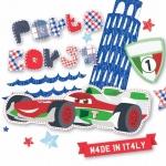 Disney Baby Koupací knížka Cars