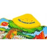 ISO YQ2980 Dětská hrací podložka zvířecí farma