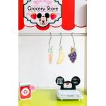 Derrson Disney Dřevěný obchod s příslušenstvím Mickey