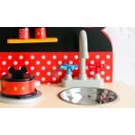 Derrson Disney Dřevěná kuchyňka XL Mickey a Minnie