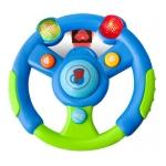 ISO 4579 Zábavný volant 4v1 modrá