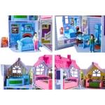 ISO 6079 Skládací domeček pro panenky