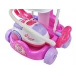ISO W4696 Dětský uklízecí vozík Magical PlaySet