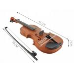 ISO 6288 Plastové housle se smyčcem