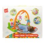 Haunger Dětská hrací deka s hrazdičkou a pianem edukační
