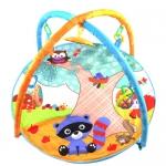 iMex Hrací podložka pro děti 3637 Mýval a přátelé