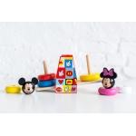 Derrson Disney Dřevěná balanční hra Mickey a Minnie