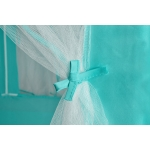 ISO 6105 Stan zámek modrá