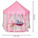 ISO 6104 Stan zámek růžová