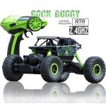 iMex CONQUEROR 4x4 2,4Ghz 1:18 RTR crawler zelený