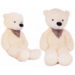 DORIS Velký medvěd bílý 130 cm