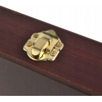 ISO 6072 Sada v dřevěném kufříku pro malé malíře 81 ks