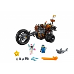 LEGO Movie 70834 Ocelákova motorová tříkolka Heavy Metal!