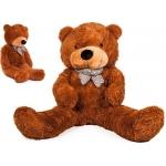 DORIS Velký medvěd tmavě hnědý 130 cm
