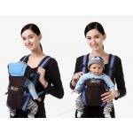 Ergonomické nosítko Baby 4v1 modré