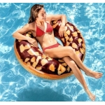 Intex 56262 Nutty Chocolate Donut