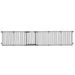 Prostorová zábrana XXL 85-375cm 3v1 Dreambaby černá