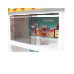 iMex Plastová kuchyňka HOME KITCHEN žlutá