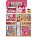 Derrson XL dřevěný domeček pro panenky Grace