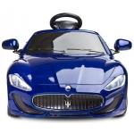 Toyz Maserati GRANCABRIO elektrické autíčko 2 motory červená