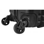 Malatec 8756 Sada kufrů ABS černá M,L,XL