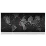 KIK Podložka pod myš XXL mapa světa 40x90cm