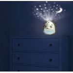 Tiny Love Projektor s detekcí pláče ježek Sound