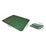Malatec Pikniková deka zelená Basic 150x180cm