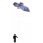 ISO 8560 Velký létající drak Orel 200x83cm