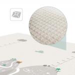 iMex Hrací oboustranná podložka pro děti Luxury dream