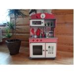 Dřevěná kuchyňka XL Roma