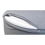 iMex 2884 Suchý bazén s míčky šedý