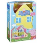 TM Toys Peppa Pig domeček s figurkou a příslušenstvím