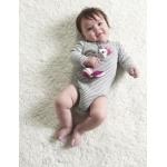 Tiny Love Chrastítko a kousátko smart srnka Florence růžová