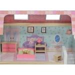 Malatec 6858 Domeček pro panenky s příslušenstvím