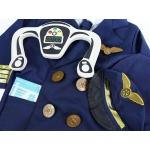 Dětský kostým pilot