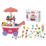 KIK KX7677 Zmrzlinový vozík