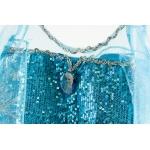 KIK Elsa šaty kostým Frozen Ledové království 120 cm