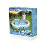 Bestway 54118 bazén mořská laguna 262 x 157 x 46 cm