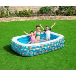 Bestway 54120 bazén HIPPIES 229 x 152 x 56 cm