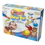 Kuličková dráha - stavebnice Crazy Happy Ball 48 dílů
