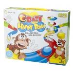 Kuličková dráha - stavebnice Crazy Happy Ball 73 dílů