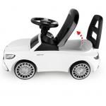 iMex Toys Odrážedlo Mercedes Benz svítící a hrající bílé