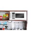 Kruzzel 9150 Dětská dřevěná kuchyňka s příslušenstvím XXL tmavě hnědá