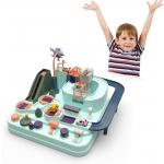 iMex Toys Zábavná naučná autodráha Great Adventure