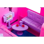 Doris růžový karavan pro panenky